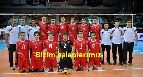 Genç Erkekler Balkan Şampiyonası'na Arnavutluk galibiyeti ile başladık04