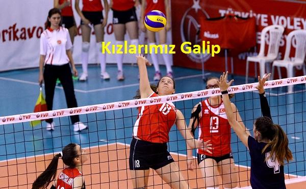 Küçük Kızlar Balkan Şampiyonası'na Yunanistan galibiyeti ile başladık02